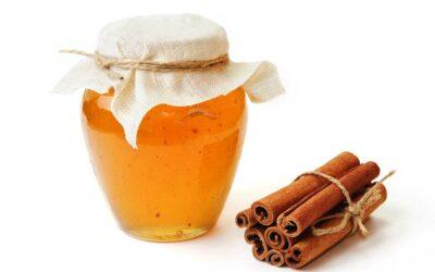 Trucs santé avec la cannelle et le miel